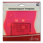"Шаблон для квилтинга Изогнутый квадрат 6,5х6,5 дюймов ""Hemline"""