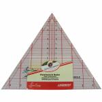 """Треугольник для пэчворк 60 град. 8 дюймов """"Hemline"""""""