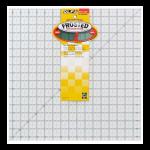 "Линейка для пэчворк 16х16 дюймов ""Olfa"" (Япония)"