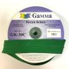 "Косая бейка х/б 40мм цв. 060 зелёный ""Gamma"""