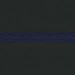 """Кружево 20мм темно-синее 3037 """"Iemesa"""" (Испания)"""