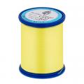 """Нитки швейные GFST 50 цв. 022 яр. жёлтый 100% полиэстер 200м """"SumikoThread"""" (Япония)"""