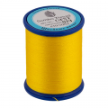 """Нитки швейные GFST 50 цв. 023 жёлтый 100% полиэстер 200м """"SumikoThread"""" (Япония)"""