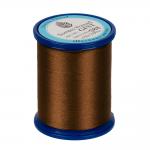 """Нитки швейные GFST 50 цв. 088 св. коричневый 100% полиэстер 200м """"SumikoThread"""" (Япония)"""