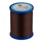"""Нитки швейные GFST 50 цв. 095 т. коричневый 100% полиэстер 200м """"SumikoThread"""" (Япония)"""
