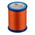 """Нитки швейные GFST 50 цв. 186 т. оранжевый 100% полиэстер 200м """"SumikoThread"""" (Япония)"""