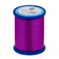 """Нитки швейные GFST 50 цв. 266 фиолетовый 100% полиэстер 200м """"SumikoThread"""" (Япония)"""