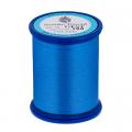 """Нитки швейные GFST 50 цв. 288 т. голубой 100% полиэстер 200м """"SumikoThread"""" (Япония)"""