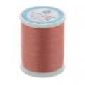 """Нитки швейные для пэчворка STP1 50 цв. 06 грязно-розовый 100% хлопок 200м """"SumikoThread"""" (Япония)"""