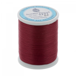 """Нитки швейные для пэчворка STP1 50 цв. 07 бордовый 100% хлопок 200м """"SumikoThread"""" (Япония)"""