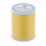 """Нитки швейные для пэчворка STP1 50 цв. 12 жёлтый 100% хлопок 200м """"SumikoThread"""" (Япония)"""