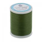 """Нитки швейные для пэчворка STP1 50 цв. 14 зелёный 100% хлопок 200м """"SumikoThread"""" (Япония)"""