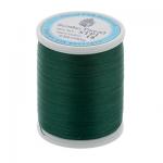 """Нитки швейные для пэчворка STP1 50 цв. 15 т. зелёный 100% хлопок 200м """"SumikoThread"""" (Япония)"""