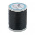 """Нитки швейные для пэчворка STP1 50 цв. 17 т. серый 100% хлопок 200м """"SumikoThread"""" (Япония)"""