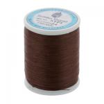 """Нитки швейные для пэчворка STP1 50 цв. 34 коричневый 100% хлопок 200м """"SumikoThread"""" (Япония)"""