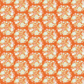 "Ткань в отрезе Cherry Blossom 07 из серии ""Bumblebee"" 100x110см ""Tilda"""