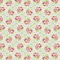 """Ткань в отрезе Clowne flower 24 из серии """"Circus"""" 100x110см """"Tilda"""""""
