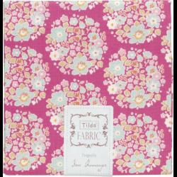 "Ткань в отрезе Cherry Blossom 49 из серии ""Bumblebee"" 50x55см ""Tilda"""