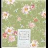 """Ткань в отрезе Rosa Mollis 53 из серии """"Bumblebee"""" 50x55см """"Tilda"""""""