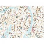 "Ткань для пэчворк (50x55см) 300-052 ""Stof"" (Дания)"