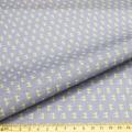 """Ткань для пэчворк (48x50см) AM626008 из коллекции """"Совушки и птички"""" """"ArtMix"""""""