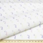 """Ткань для пэчворк (48x50см) AM626010 из коллекции """"Совушки и птички"""" """"ArtMix"""""""