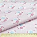 """Ткань для пэчворк (48x50см) AM626012 из коллекции """"Совушки и птички"""" """"ArtMix"""""""