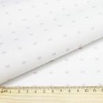 """Ткань для пэчворк (48x50см) AM626013 из коллекции """"Совушки и птички"""" """"ArtMix"""""""