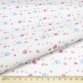 """Ткань для пэчворк (48x50см) AM626018 из коллекции """"Совушки и птички"""" """"ArtMix"""""""