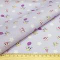 """Ткань для пэчворк (48x50см) AM626019 из коллекции """"Совушки и птички"""" """"ArtMix"""""""