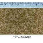 """Ткань из коллекции """"Цветные папортники"""" 47408-107 """"Classic Cottons""""(США)"""