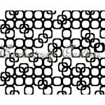 """Ткань из коллекции """"Матрица"""" 60572-80 """"Classic Cottons""""(США)"""