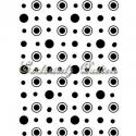 """Ткань из коллекции """"Матрица"""" 60574-80 """"Classic Cottons""""(США)"""