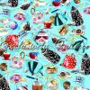 """Ткань из коллекции """"Чай вдвоём"""" 60654-2 """"Classic Cottons""""(США)"""