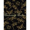 """Ткань из коллекции """"Карнавал"""" 60729-8 """"Classic Cottons""""(США)"""