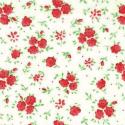 """Ткань из коллекции """"Дикие цветы"""" 35581-101 """"Classic Cottons""""(США)"""