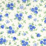 """Ткань из коллекции """"Дикие цветы"""" 35581-102 """"Classic Cottons""""(США)"""