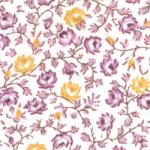 """Ткань из коллекции """"Дикие цветы"""" 40428-30 """"Classic Cottons""""(США)"""