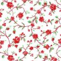 """Ткань из коллекции """"Дикие цветы"""" 44098-101 """"Classic Cottons""""(США)"""