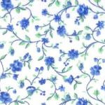 """Ткань из коллекции """"Дикие цветы"""" 44098-102 """"Classic Cottons""""(США)"""
