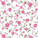 """Ткань из коллекции """"Дикие цветы"""" 44098-105 """"Classic Cottons""""(США)"""