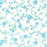 """Ткань из коллекции """"Дикие цветы"""" 44098-106 """"Classic Cottons""""(США)"""