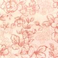 """Ткань из коллекции """"Цветочные мотивы"""" 38935-1 """"Classic Cottons""""(США)"""