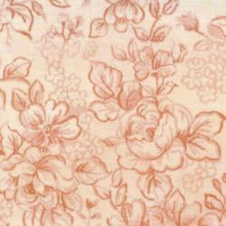 """Ткань из коллекции """"Цветочные мотивы"""" 38935-10"""