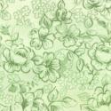 """Ткань из коллекции """"Цветочные мотивы"""" 38935-6 """"Classic Cottons""""(США)"""