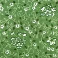 """Ткань из коллекции """"Цветочные мотивы"""" 39693-6 """"Classic Cottons""""(США)"""