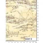 """Ткань из коллекции """"Охота"""" 8337-9 """"Classic Cottons""""(США)"""