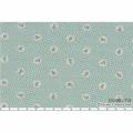 """Ткань для пэчворк (50x55см) 30900-70 из коллекции """"Quilters basic"""" """"Lecien"""" (Япония)"""