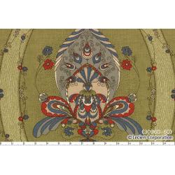 """Ткань для пэчворк (60x110см) 30960-60 из коллекции """"Annemie"""" """"Lecien"""" (Япония)"""