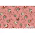 """Ткань для пэчворк (50x55см) 30963-20 из коллекции """"Annemie"""" """"Lecien"""" (Япония)"""
